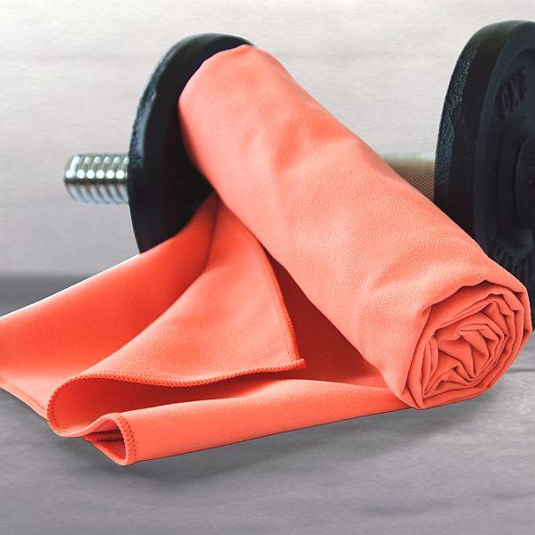 dyckhoff mikrofaser fitness handtuch sport koralle. Black Bedroom Furniture Sets. Home Design Ideas